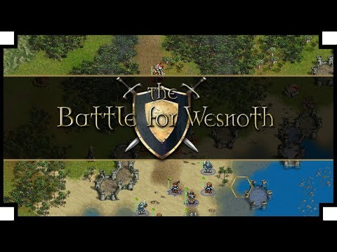 Battle for Wesnoth - (Fantasy Turn Based Strategy Game)