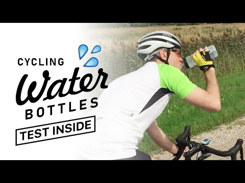 Best Cycling Water Bottles. The Test Included | Camelbak Podium, Forge, Chill, Elite Iceberg