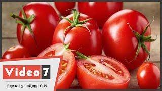 تناول الطماطم يعالج مرض فقر الدم