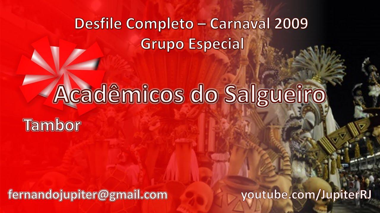 2009 ENREDO BAIXAR SAMBA SALGUEIRO