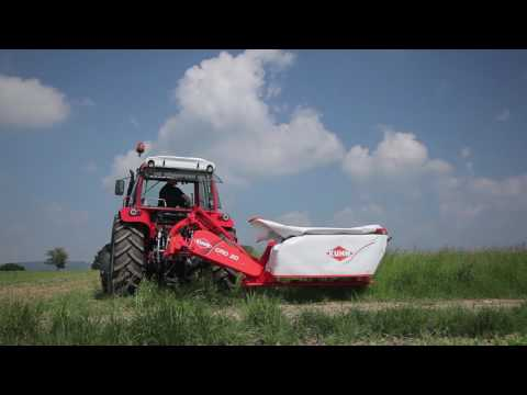 KUHN GMD 10 / 100 - Mowers (In action)