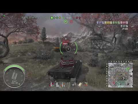 World Of Tanks Xbox One Adler VK 45.03 6 Kills