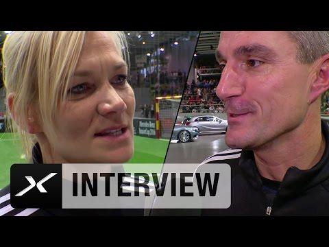 Knut Kircher und Bibiana Steinhaus über Schiri-Fehler | Videobeweis | Torlinientechnik