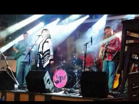 Faith Bardill and The Back Row Saints Fat Frogg Elon, NC 092714