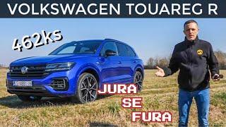 Najjači Volkswagen! - Touareg R - Jura se fura