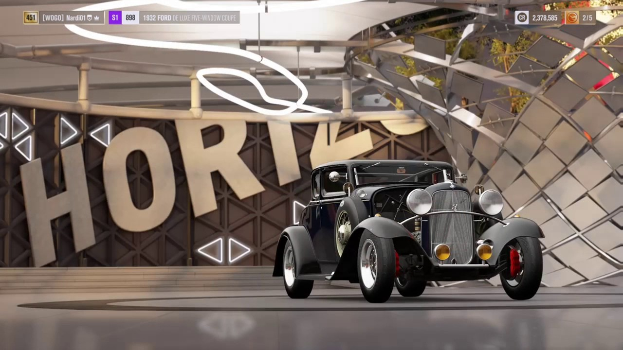 forza how to get told about barn finds