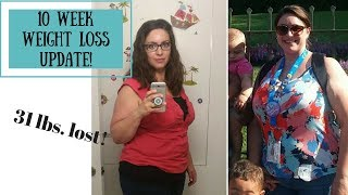 10 Week Weight Loss Update- TSFL Optavia