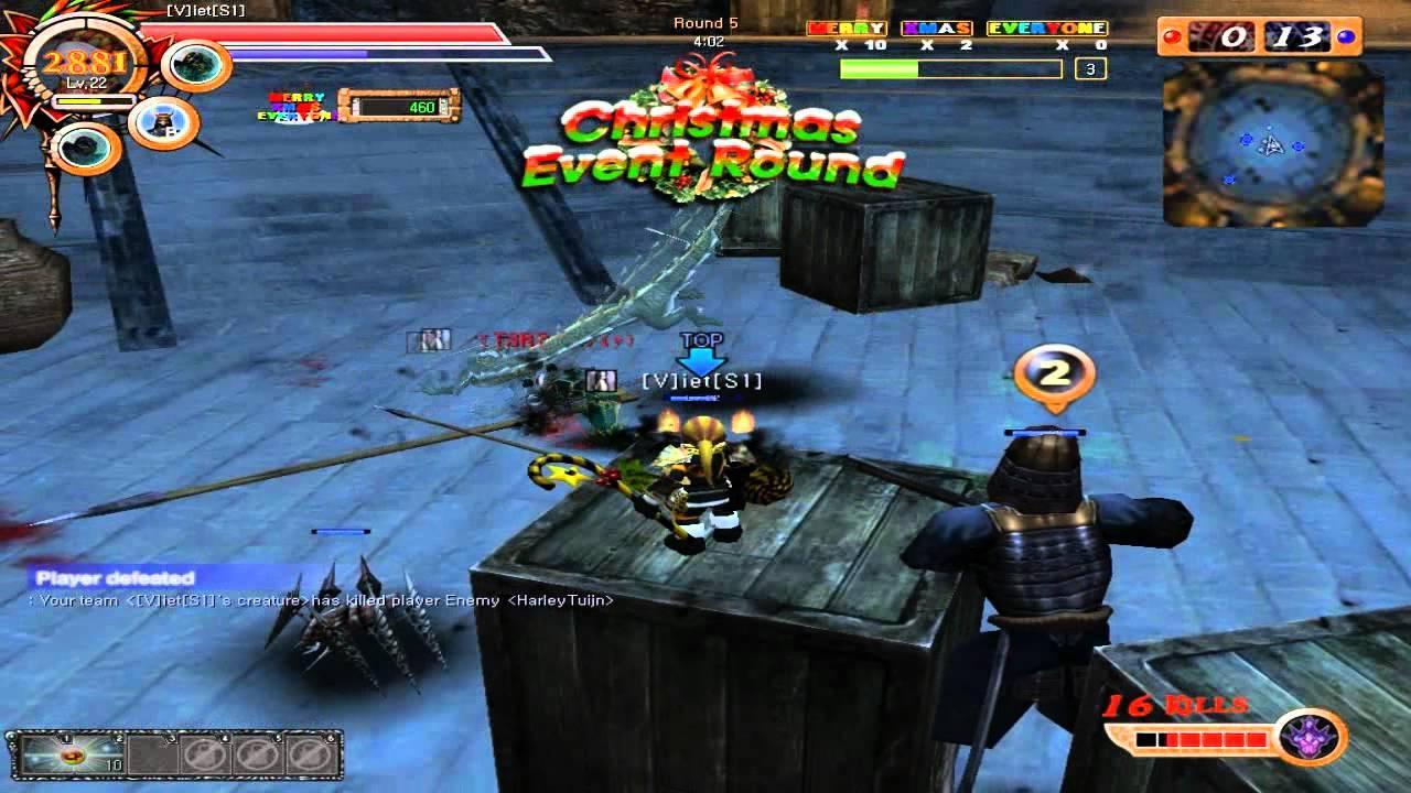 stage unlimited rakion 2011