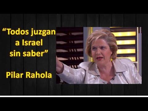 Nadia Cattan Entrevista A Pilar Rahola