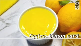 Lemon curd# Eggless# Tangy n yummy