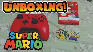 CHEAP Super Mario Nintendo Switch Pro Controller & Collector