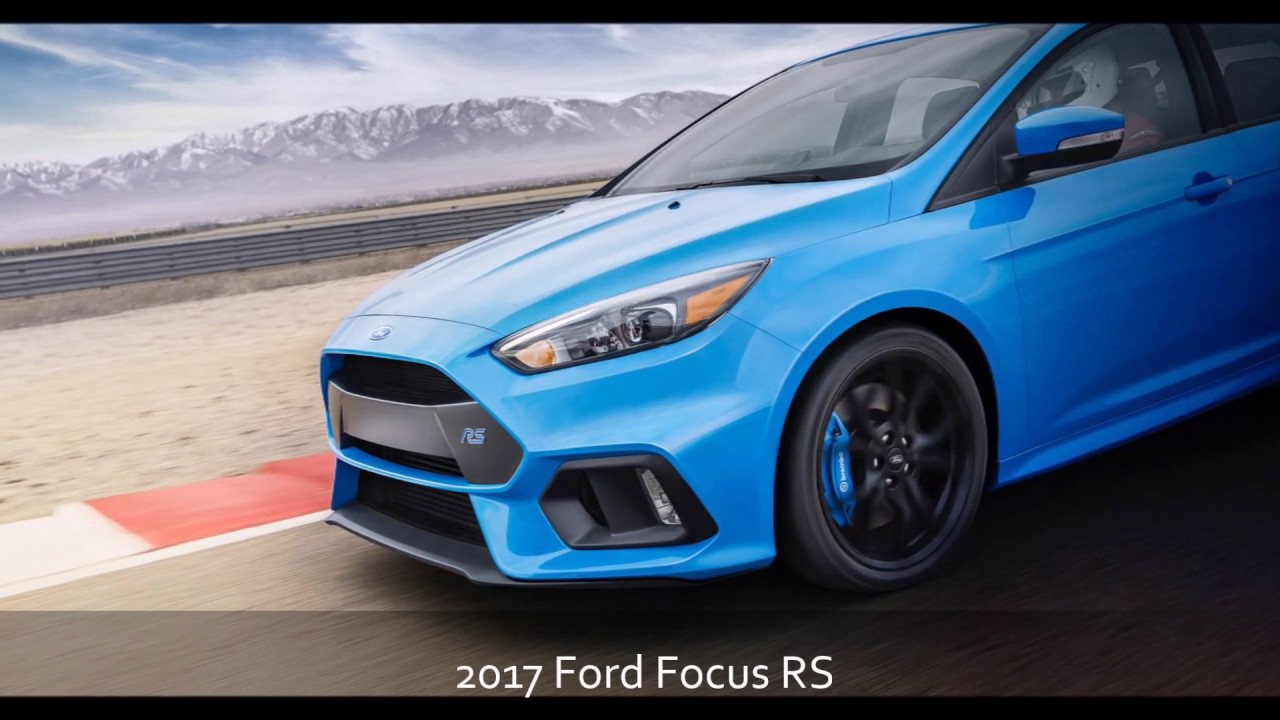Phil Fitts Ford >> 2017 Ford Focus Rs At Phil Fitts Ford Serving Pittsburgh Pa And Youngstown Oh