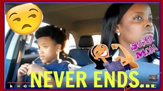 👩IT NEVER ENDS+GOT KIDS+MOMMY LIFE| FAMILY VLOGS 2017