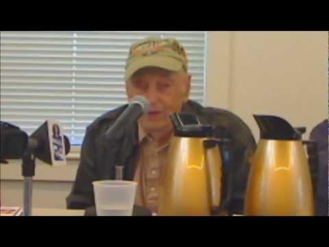 D-Day Veteran: Bill Overstreet