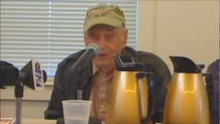 D-Day Veteran: Bill Overstreet