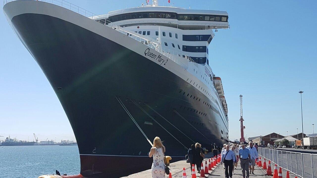 RMS Queen Mary 2: Vyf lukrake kiekies binne dié luukse ...