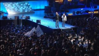 Концерт в поддержку М.Д. Прохорова в СК Олимпийский