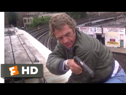 the-hunter-(1980)---train-shooting-scene-(6/10)-|-movieclips