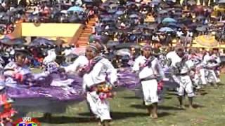 moseñada de yunguyo peru