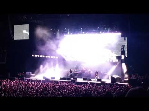 Foo Fighters @ The O2 Arena, London 19.09.2017 - White Limo