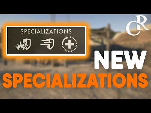 NEW Turning Tides SPECIALIZATIONS/PERKS Explained! - Battlefield 1 Turning Tides