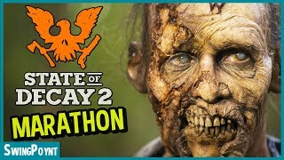 STATE OF DECAY 2 GAMEPLAY LIVE 🔴 - State of Decay 2 Gameplay MARATHON - FULL GAME