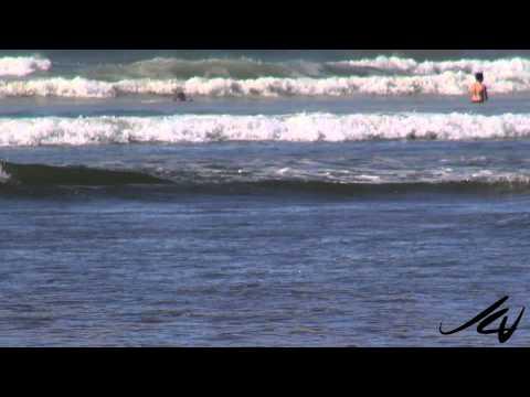 American Beach -  Sun, Sand and Surf   -  Seaside Oregon  - YouTube