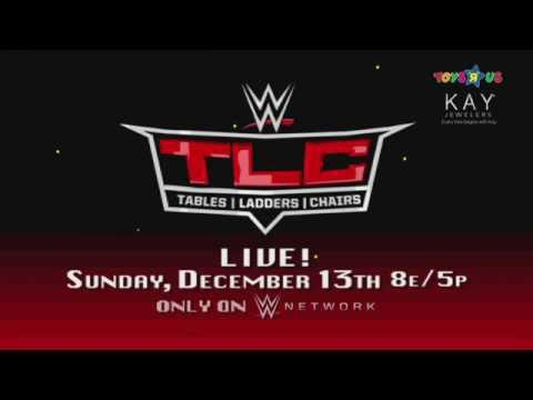 WWE TLC: Tables, Ladders & Chairs – 13. Dezember 2015 – WWE Network