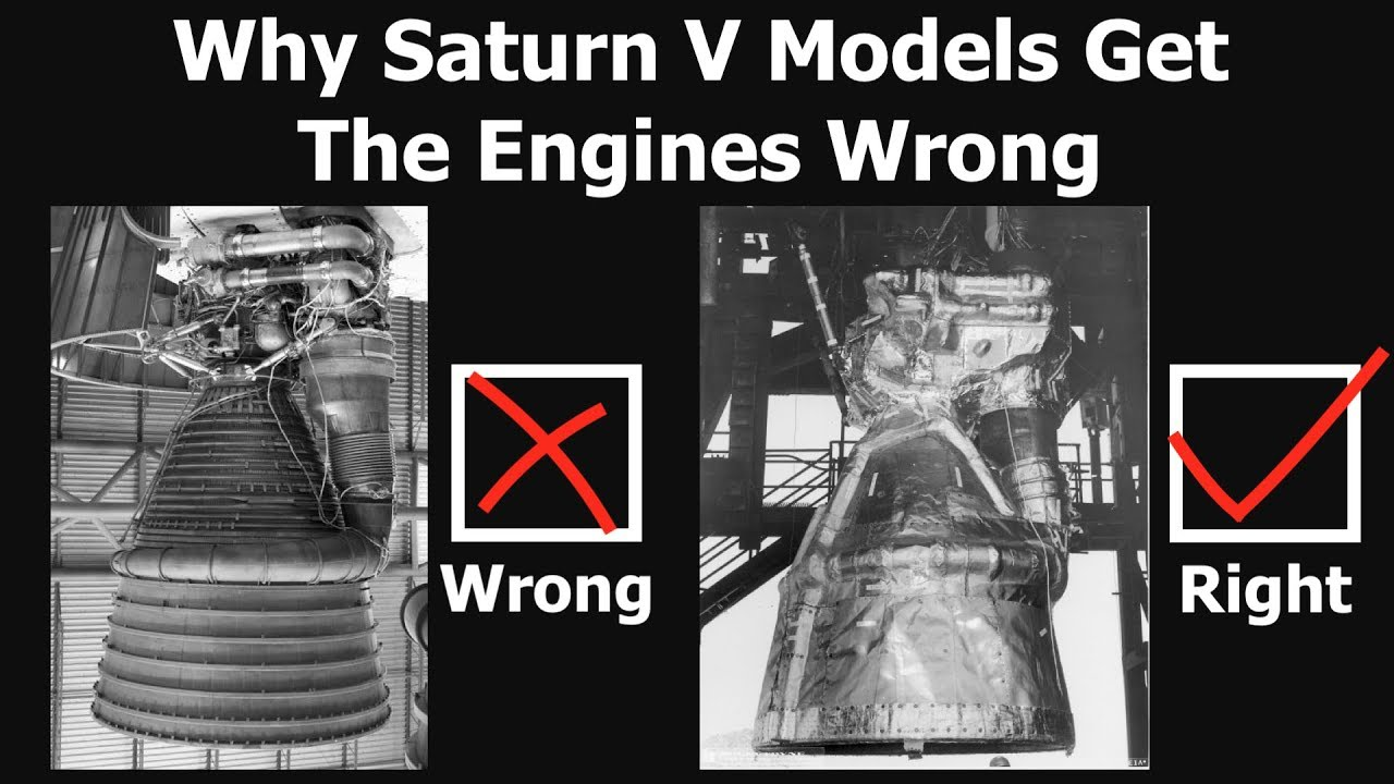 saturn v f1 engine diagram why the engines that flew on saturn v rocket look different in  engines that flew on saturn v rocket