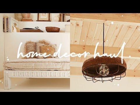 Home Decor Haul * New & Vintage!