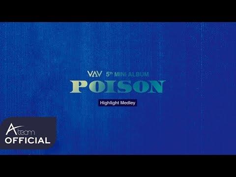 VAV 5th Mini Album 'POISON' Highlight Medley