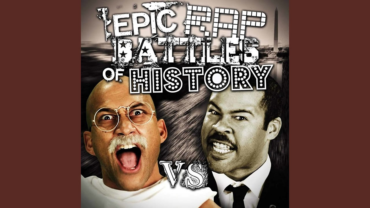 Gandhi vs Martin Luther King Jr.