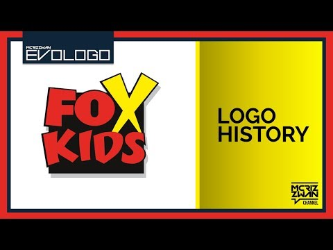 Fox Kids Worldwide Logo History | Evologo [Evolution of Logo] thumbnail