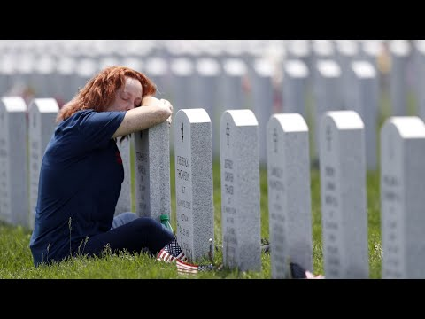 COVID-19: U.S. deaths pass 100,000., From YouTubeVideos