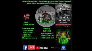 Paranormal Soup Ep 263 guest Clete Keith