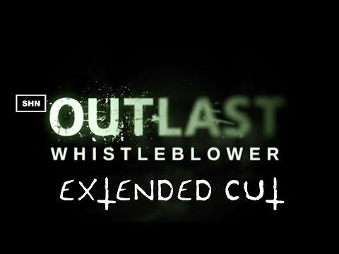 OUTLAST: Whistleblower | SHN Extended Cut Insane |  1080p/60fps Longplay Walkthrough  No Commentary