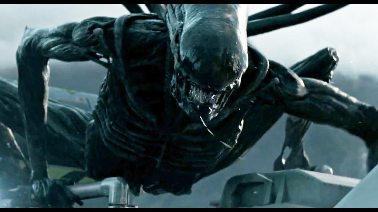 Trailer Alien Covenant