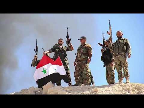 Syrian Army Makes Strategic Gain in March towards Terrorists' Key Bastion at Border with Iraq