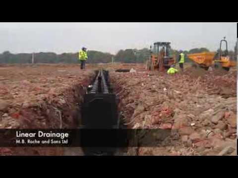 Sewer Connection, Drainage & Ducting Works