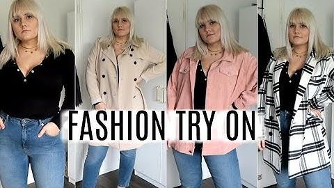 Fashion Try On & Beauty Haul 2020