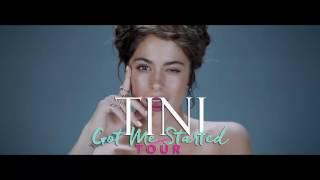 TINI: Got Me Started TOUR - Buenos Aires (Arg)