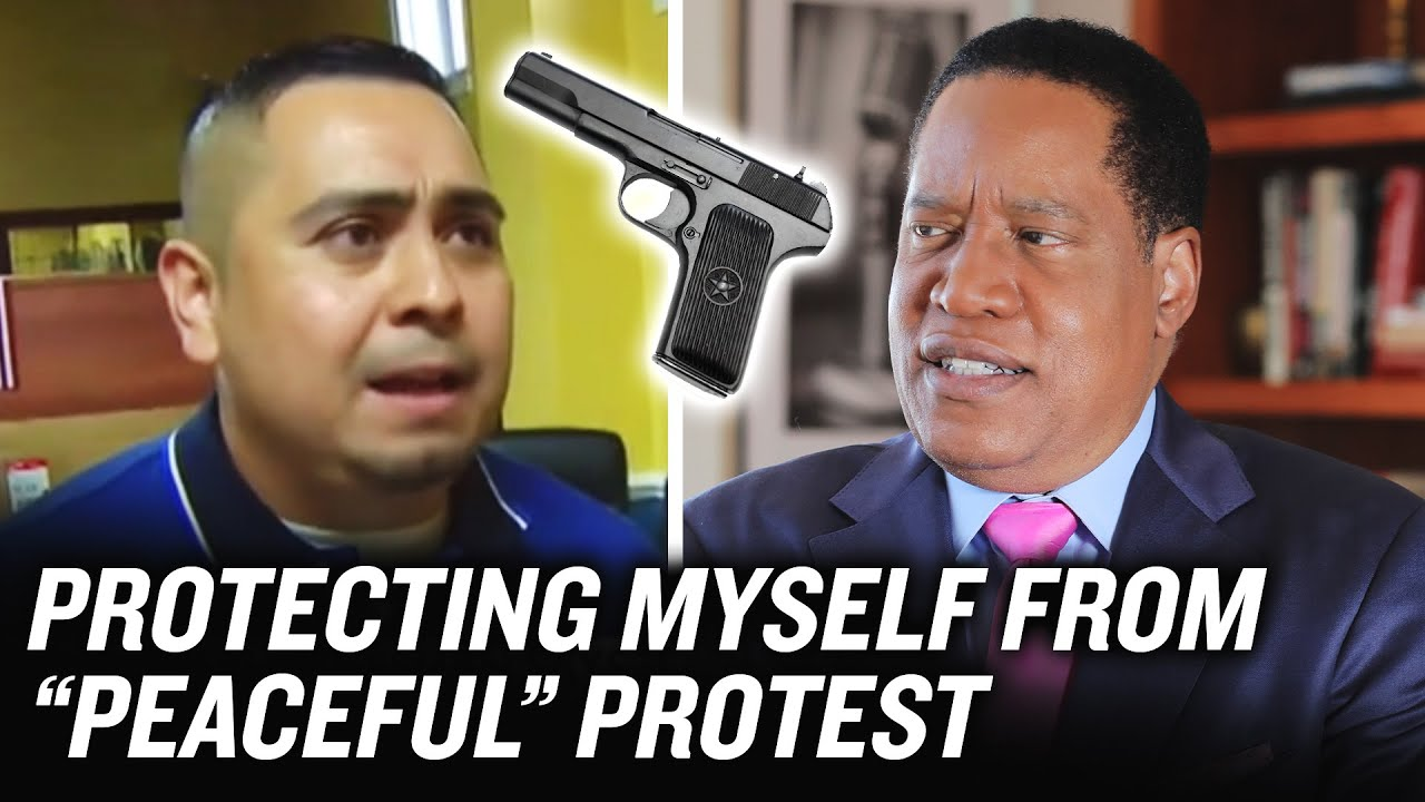 If Protests Are 'Mostly Peaceful', Why Are Gun Sales Through the Roof? | Larry Elder