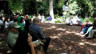 Meditatio Sonus :: IV Sesión :: Ariel Guzik