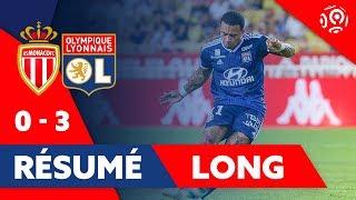 Résumé Long Monaco / Lyon 2019-2020 | Olympique Lyonnais