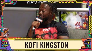WWE Champion Kofi Kingston join us on Marvel LIVE SDCC 2019!