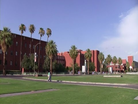 University of Arizona; Campus Tour (2013)