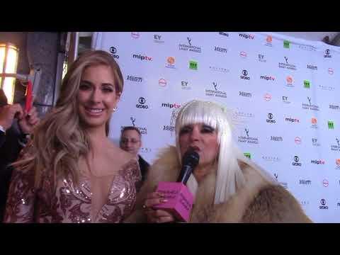 International Emmy Awards Interviews 2