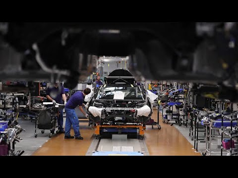 Germany's Auto Industry Faces An Uncertain Future