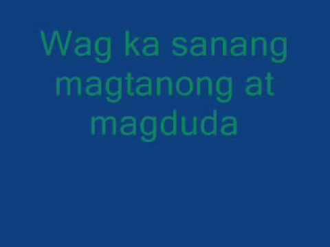 LIGAYA-ERASERHEADS(LYRICS)