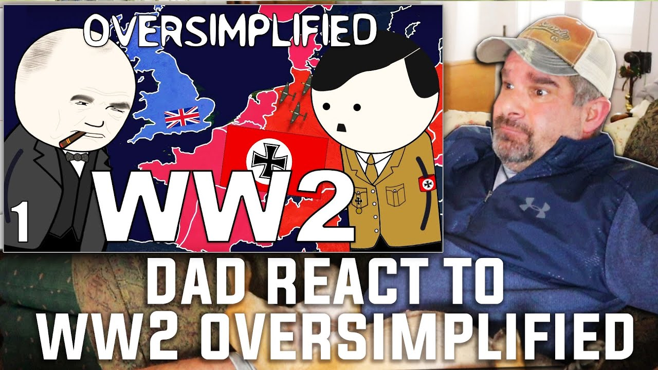 Download Dad Reacts to WW2 - Oversimplified (Part 1)